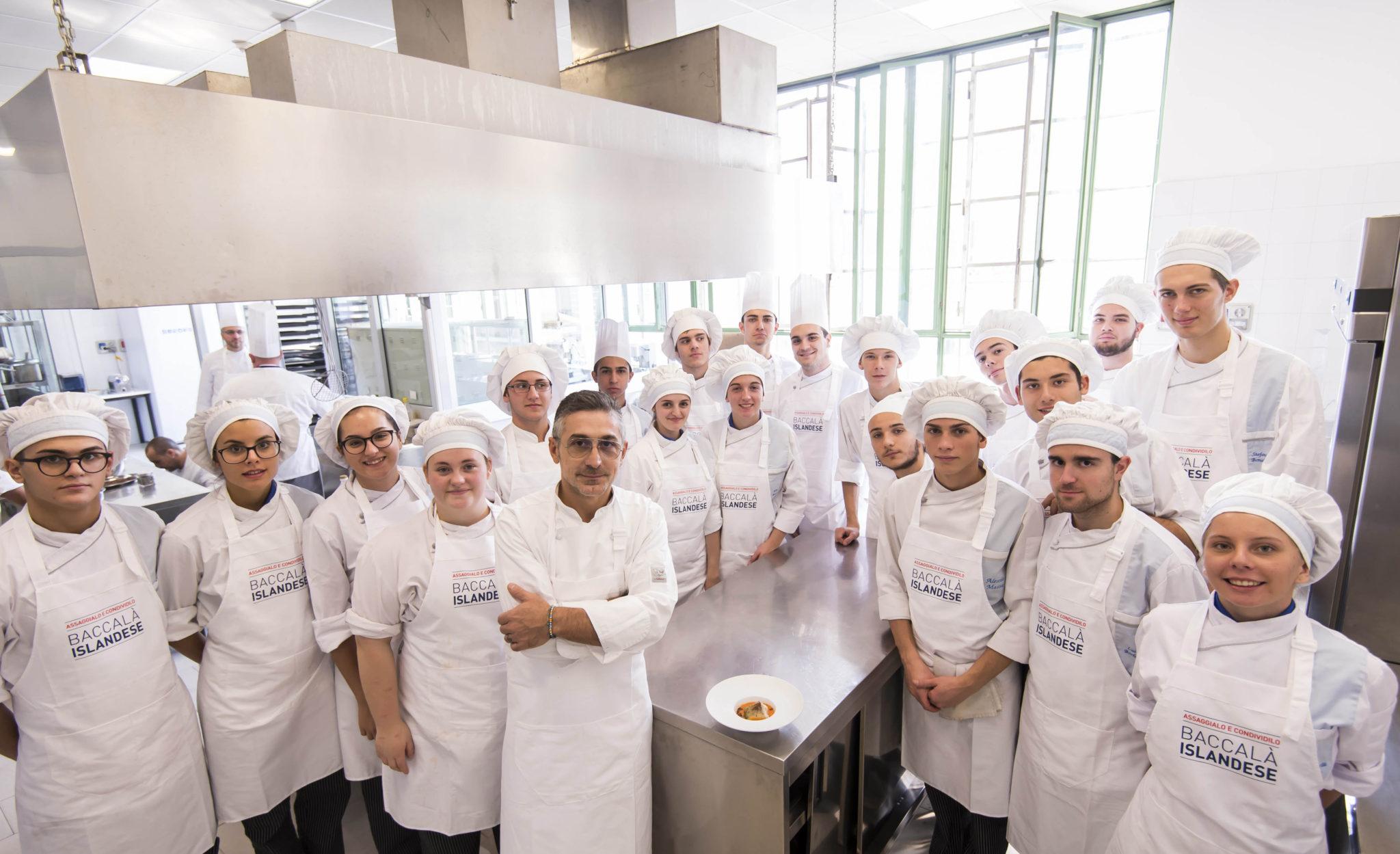 Parte da Torino la nuova campagna di promozione del Baccalà Islandese in Italia