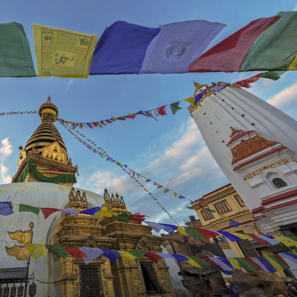 Dove è nato il Buddha