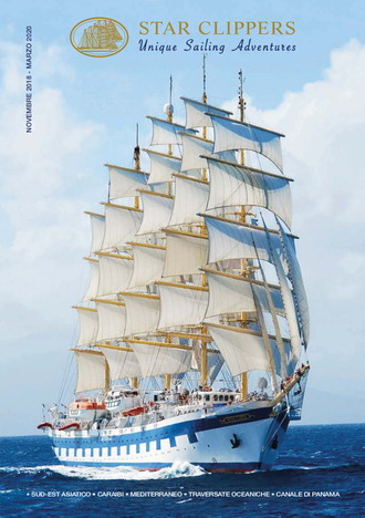 Star Clippers approda a TTG Travel Experience
