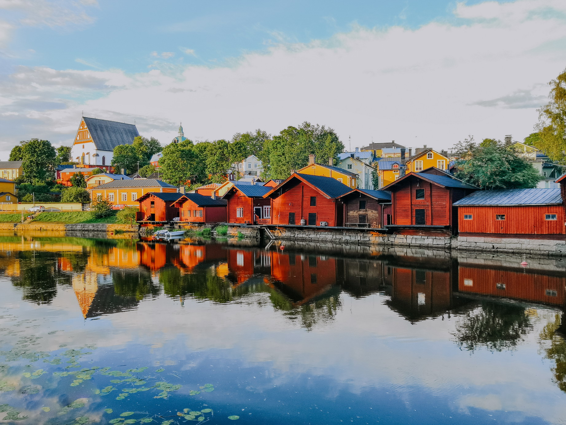 Finlandia: live like a local