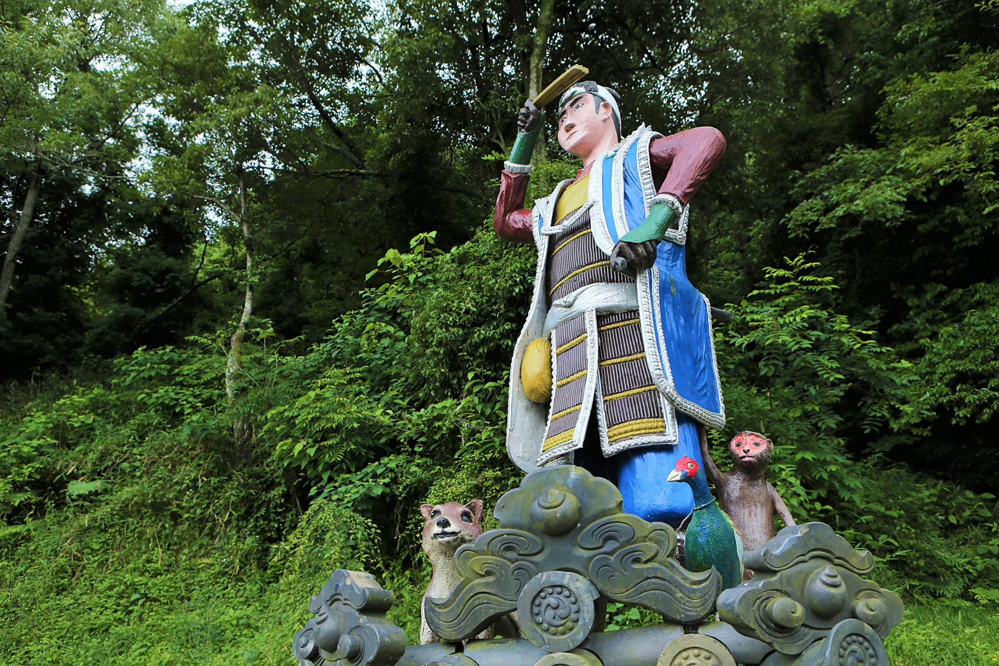 #GiapponeMonogatari – Storie popolari e leggende