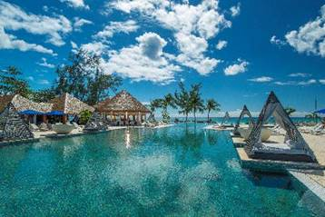Ampliamento per il Sandals Royal Barbados