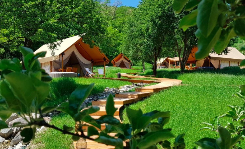 SLOVENIA: GLAMPING…SOTTO LE STELLE